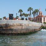 Rutas turísticas :  Muelle Dársena