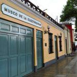 Descubre el  Museo de la Electricidad en Lima