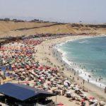 Rutas turísticas :  Playa El Silencio en Lima