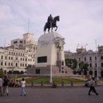 Rutas turísticas : Plaza San Martín