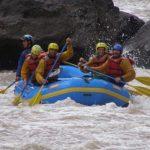 Rafting en el Cusco