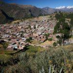 Rutas turísticas : Chiquián, mirador andino