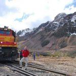 Viajar de Lima a Huancayo en tren