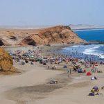 Descubre la belleza de la Playa Colorado en Huacho