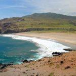 Viaja y conoce La playa Jiway en Arequipa