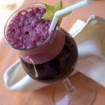 Chicha morada : bebida de bandera