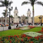 Rutas turísticas : Adentrándome en Lima