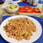 Comida peruana : Arroz chaufa – Receta