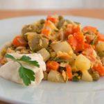 Comida peruana : Ensalada rusa – Receta