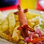 Comida peruana : Salchipapa – Receta