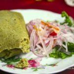 Comida peruana : Tamalitos verdes – Receta