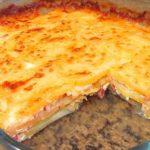 Comida peruana : Pastel de papa – Receta
