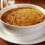 Comida peruana : sopa a la minuta – Receta