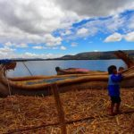 Ruta turística : Las islas de los Uros