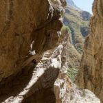 Puenting y rapel en el sur de Lima