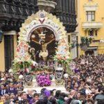 Lima en octubre: el Señor de los Milagros