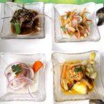 Rutas gastronómicas: los cebiches del Perú