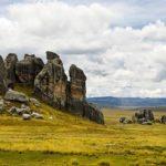 Santuario Nacional de Huayllay : El bosque de piedras más grande del Perú
