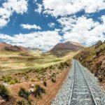 Tren de Lima a Huancayo :  Ferrocarril Central Andino