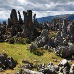 Visita el Bosque de Piedras de Chucumaca en Cajamarca